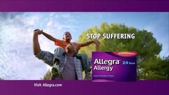 Allegra TV Spot, 'Dad' - Thumbnail 10