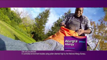 Allegra TV Spot, 'Dad' - Thumbnail 5
