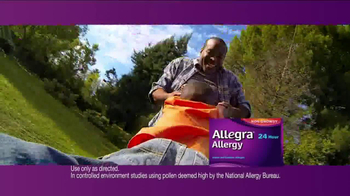 Allegra TV Spot, 'Dad' - Thumbnail 6