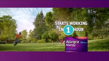 Allegra TV Spot, 'Dad' - Thumbnail 8