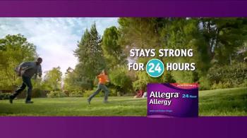 Allegra TV Spot, 'Dad' - Thumbnail 9