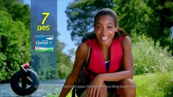 Claritin TV Spot, 'Inner-Tubing' - Thumbnail 3