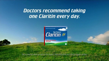 Claritin TV Spot, 'Inner-Tubing' - Thumbnail 6