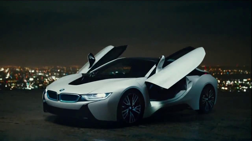2014 bmw i8 tv commercial sightings song by max richter ispot sciox Image collections