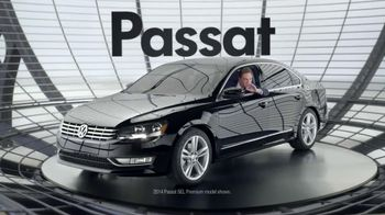 2014 Volkswagen Passat TV Spot, 'Steel Cage Death Match' - 1449 commercial airings