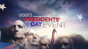 Sears Presidents Day Sale TV Spot