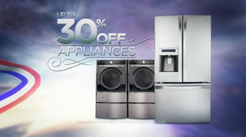 Sears Presidents Day Sale TV Spot - Thumbnail 3