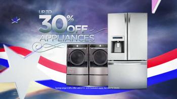 Sears Presidents Day Sale TV Spot - Thumbnail 4