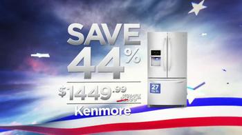 Sears Presidents Day Sale TV Spot - Thumbnail 6