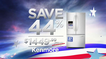 Sears Presidents Day Sale TV Spot - Thumbnail 7