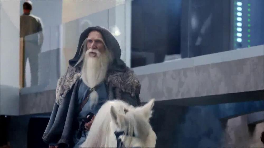 Xfinity X1 TV Commercial, 'Wizard's Journey'