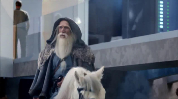 Xfinity X1 TV Spot, 'Wizard's Journey'