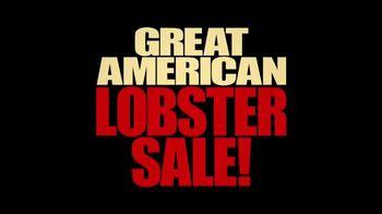 Golden Corral TV Spot, 'Great American Lobster Sale'