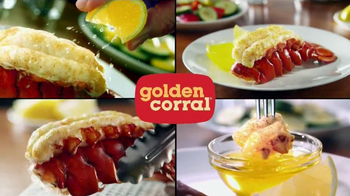 Golden Corral TV Spot, 'Great American Lobster Sale' - Thumbnail 10