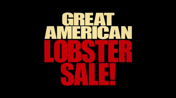 Golden Corral TV Spot, 'Great American Lobster Sale'