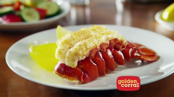 Golden Corral TV Spot, 'Great American Lobster Sale' - Thumbnail 6