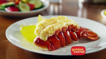 Golden Corral TV Spot, 'Great American Lobster Sale' - Thumbnail 7