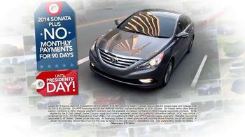 Hyundai Red, White & Blue Presidents' Day Sale TV Spot, 'Entire Lineup' - Thumbnail 6