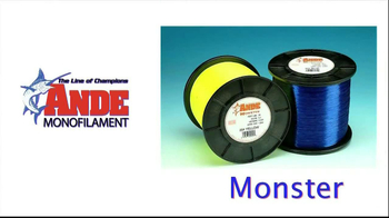 Ande Monofilament TV Spot, 'Find Your Line' - Thumbnail 5