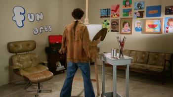 Little Caesars Deep!Deep! Dish Pizza TV Spot, 'Fun Arts' - Thumbnail 3