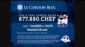 Le Cordon Bleu TV Spot, 'Real World Experience' - Thumbnail 8