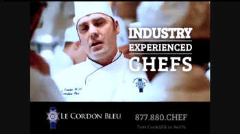 Le Cordon Bleu TV Spot, 'Real World Experience' - Thumbnail 1