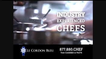 Le Cordon Bleu TV Spot, 'Real World Experience' - Thumbnail 2