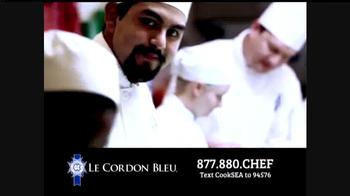 Le Cordon Bleu TV Spot, 'Real World Experience' - Thumbnail 7