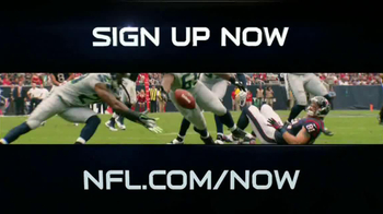 NFL Network Now TV Spot - Thumbnail 9