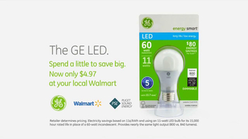 General Electric LED TV Spot, 'Spend a Little to Save Big' - Thumbnail 10