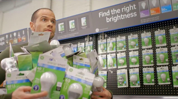 General Electric LED TV Spot, 'Spend a Little to Save Big' - Thumbnail 8