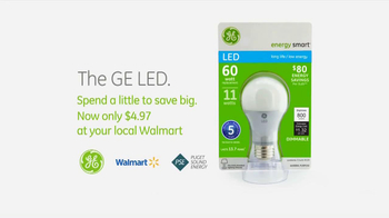 General Electric LED TV Spot, 'Spend a Little to Save Big' - Thumbnail 9