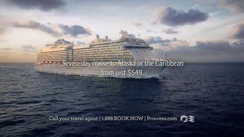 Princess Cruises TV Spot, 'Cruise to Alaska or the Caribbean' - Thumbnail 10