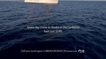 Princess Cruises TV Spot, 'Cruise to Alaska or the Caribbean' - Thumbnail 2