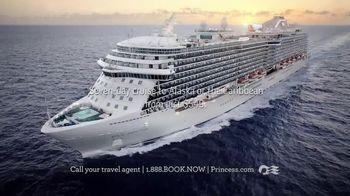 Princess Cruises TV Spot, 'Cruise to Alaska or the Caribbean' - Thumbnail 8