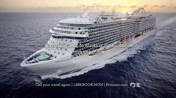 Princess Cruises TV Spot, 'Cruise to Alaska or the Caribbean' - Thumbnail 9