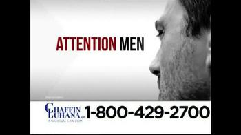 Chaffin Luhana TV Spot, 'Testosterone' - Thumbnail 1