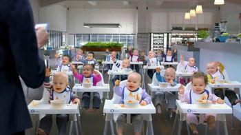 Gerber TV Spot, 'Taste Testers Poll' - 5387 commercial airings