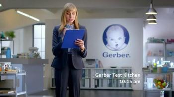 Gerber TV Spot, 'Taste Testers Poll' - Thumbnail 2
