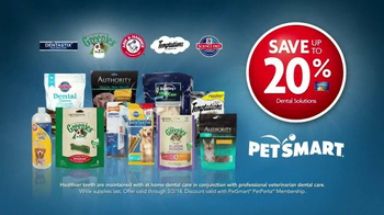 PetSmart Dental Solutions TV Spot - Thumbnail 10