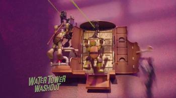 Teenage Mutant Ninja Turtles Z-Line Ninjas TV Spot - 581 commercial airings
