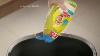 Mr. Clean Liquid Muscle TV Spot, 'Born to Clean' - Thumbnail 6