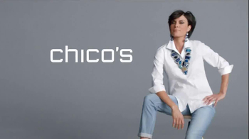 Chico's The Effortless Shirt TV Spot - Thumbnail 1