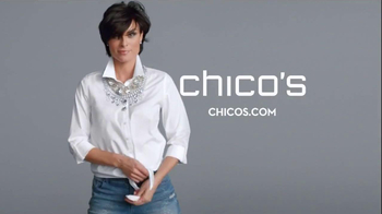 Chico's The Effortless Shirt TV Spot - Thumbnail 10