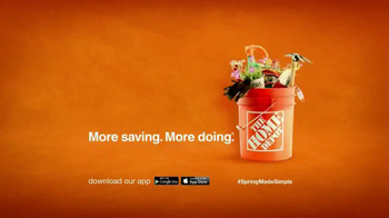 The Home Depot TV Spot, 'Come Alive' - Thumbnail 9