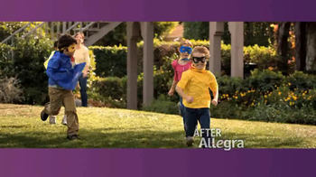 Children's Allegra Alergy TV Spot, 'Superhero' - Thumbnail 4