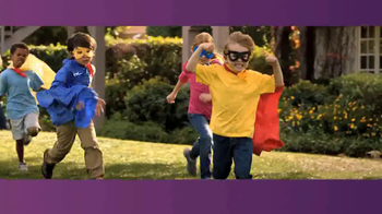 Children's Allegra Alergy TV Spot, 'Superhero' - Thumbnail 5