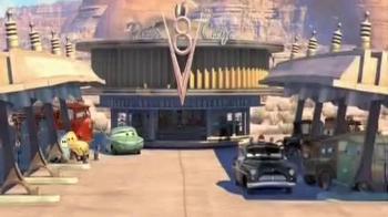 Cars Action Shifters TV Spot - Thumbnail 1