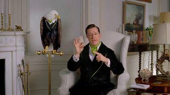 Wonderful Pistachios TV Spot, 'Politics' Featuring Stephen Colbert - 615 commercial airings