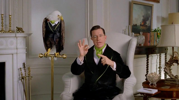 Wonderful Pistachios TV Spot, 'Politics' Featuring Stephen Colbert - 615 commercial airings